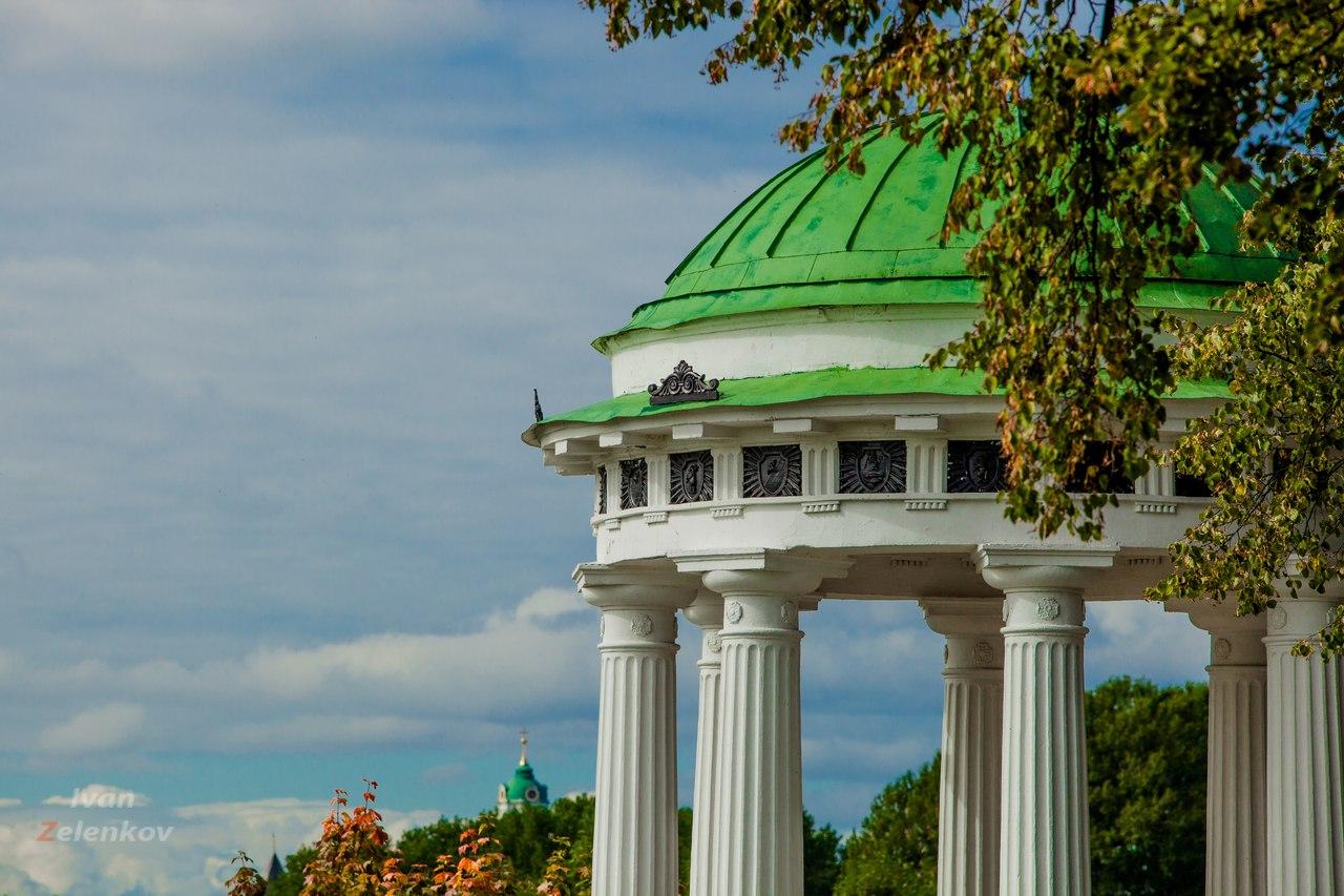 Интересные места в Ярославле